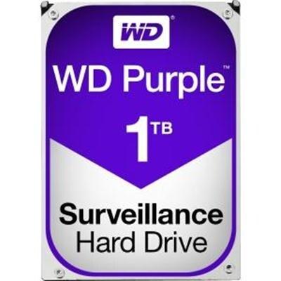 """Wd Bulk - Wd10purz - 1Tb Av Sata 6 Gbs 3.5"""" 64Mb"""