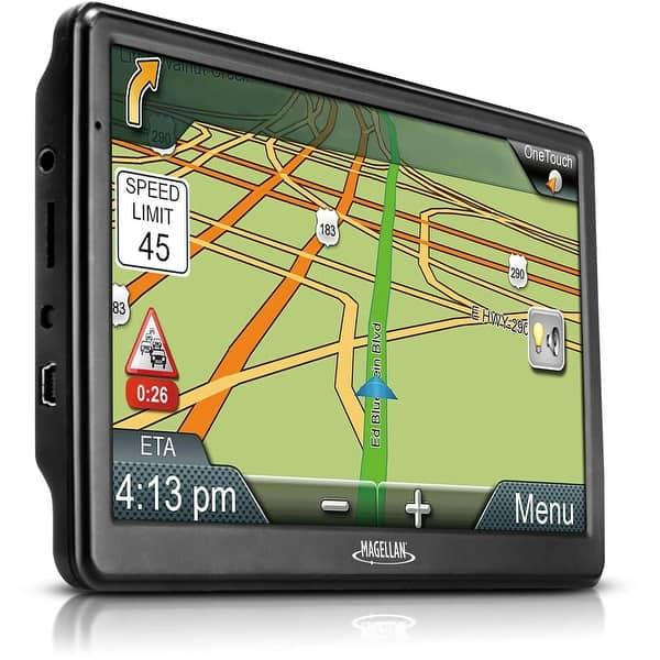Shop Refurbished Magellan RoadMate 9612T-LM 7-inch Automotive GPS ...