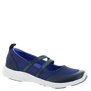 Vionic Womens Agile Opal Slip-On Mary Jane Sneaker - Navy
