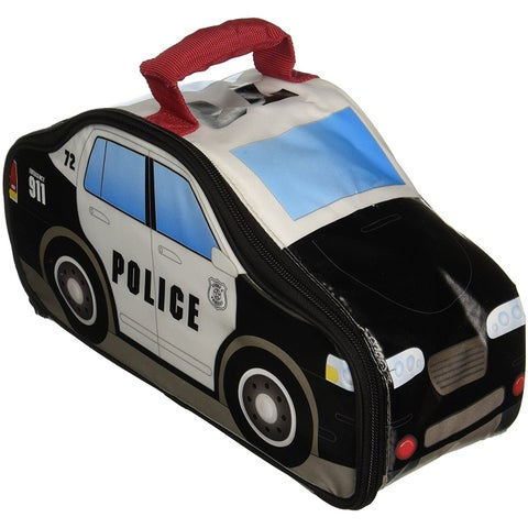 Thermos Police Car Novelty Lunch Kit