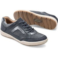 Comfortiva Womens lemont Low Top Lace Up Fashion Sneakers - 7.5