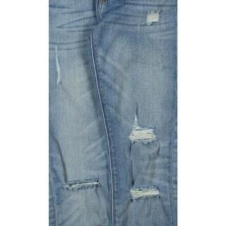 Hudson Womens Nico Skinny Jeans Light Wash Ankle Skinny