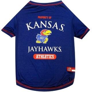 University of Kansas Doggy Tee-Shirt