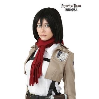 Attack on Titan Mikasa Ackerman Wig