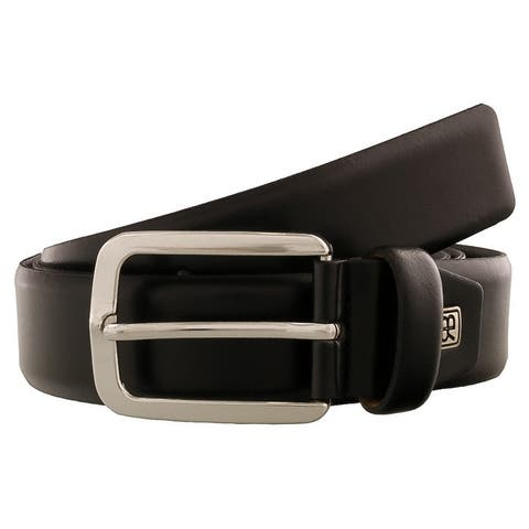 Renato Balestra ADOLFO Leather Mens Belt