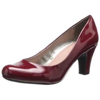 Pink & Pepper Women's Minny2 Patent Pump