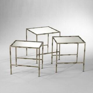 "Cyan Design 3068 20"" Bamboo Nesting Tables"
