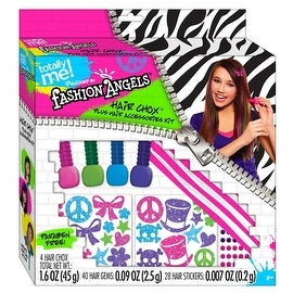 Totally Me! Fashion Angels Hair Chox Plus Accessories Kit
