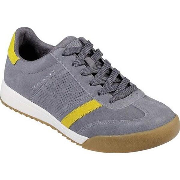Zinger Wildview Sneaker Gray/Yellow
