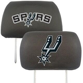 "NBA - San Antonio Spurs Head Rest Cover 10""x13"""