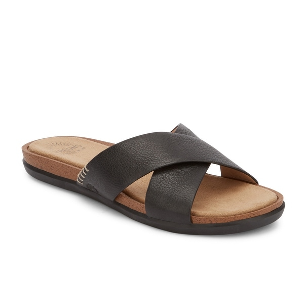 G.H. Bass & Co. Womens Stella Leather Sunjuns Sandal Shoe
