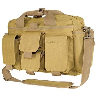 Kiligear Concealed Carry Tactical Modular Response Bag - Tan - 910100