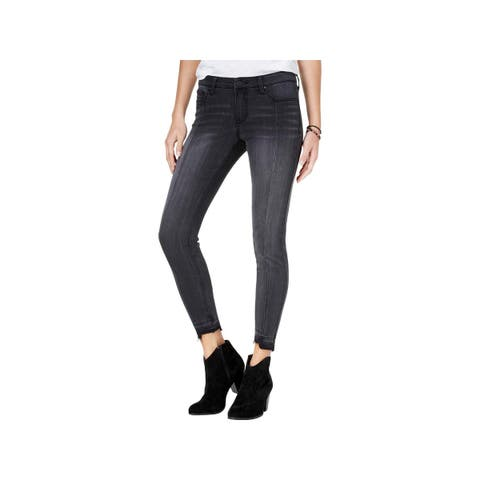 Celebrity Pink Womens Juniors Skinny Jeans Ankle Mid-Rise