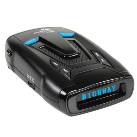 Whistler CR88 High Performance Radar Detector