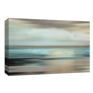 """PTM Images 9-148406  PTM Canvas Collection 8"""" x 10"""" - """"Shimmering Sea"""" Giclee Beaches Art Print on Canvas"""