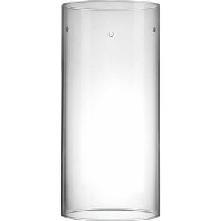 "Volume Lighting GS-510 10.5"" Height Clear Glass Cylindrical Shade"