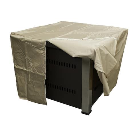 """AZ Patio Heaters Square Fire Pit Cover - 39""""L x 39""""W x 28""""H"""