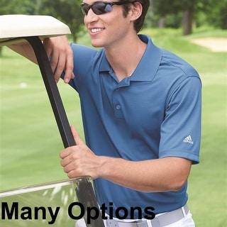 Adidas - ClimaLite® Textured Polo