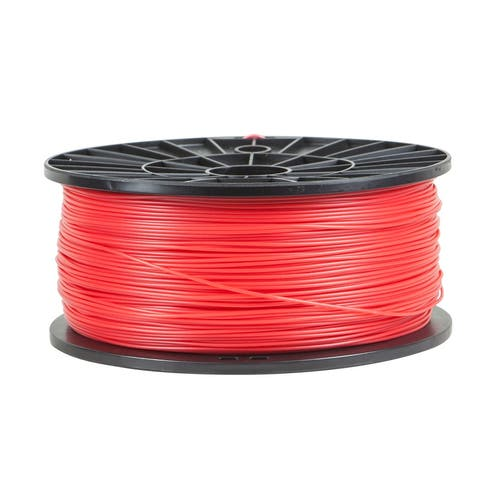 Monoprice Premium 3D Printer Filament ABS 1.75MM 1kg/spool - Red - Compatible With Almost All 3D Printers And 3D Pens