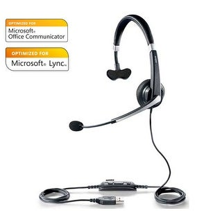 Jabra Voice 550 Mono MS Corded Headset w/ Noise Reduction System