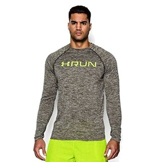 Mens Under Armour Run Longsleeve T 1255134