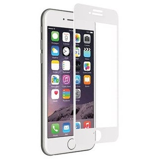 Cygnett Cy1990cptgl Realcurve White Tempered Glass For Apple Iphone 7