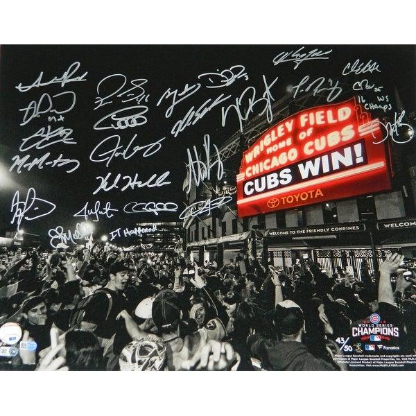 Shop 2016 Chicago Cubs Team Chicago Cubs 2016 World Series ...