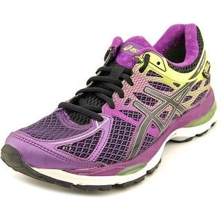 Asics Gel-Cumulus 17 G-Tx Women Round Toe Synthetic Purple Running Shoe