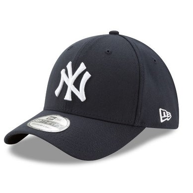 c3cb8395d70 Shop New Era Mens New York Yankees Team Classic 39Thirty Stretch Fit ...