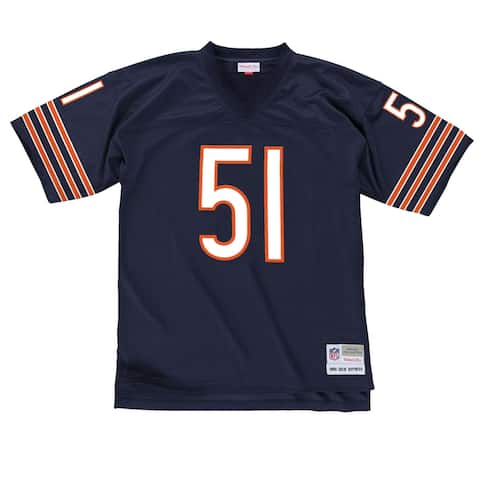 Chicago Bears Dick Butkus #51 1966 Replica Jersey, Navy