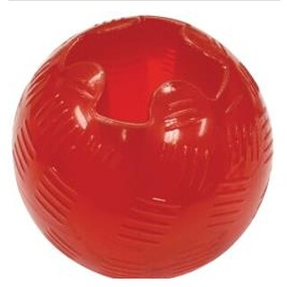 """Red - Play Strong Rubber Ball 2.5"""""""