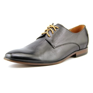 Steve Madden Trotter Men Round Toe Leather Oxford