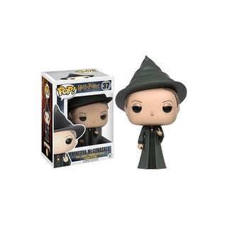 Funko POP Harry Potter HP - Minerva McGonagall - Multi
