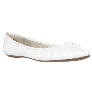 Nine West Blustery Ballet Flats - White
