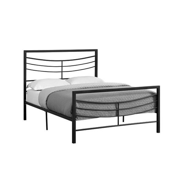 Shop Monarch Specialties I 2641F 47 Inch Tall Metal Full Standard ...