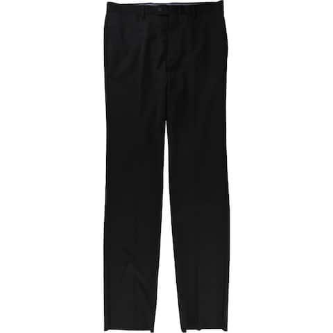 Tommy Hilfiger Mens Twilltrim Dress Pants Slacks - 34W x UnfinishedL