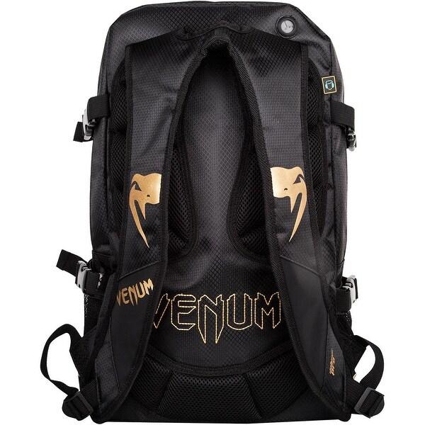 Venum Challenger Pro Backpack Black//Gold