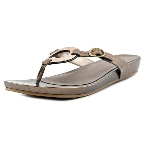 Kim Rogers Morissa Open Toe Synthetic Flip Flop Sandal