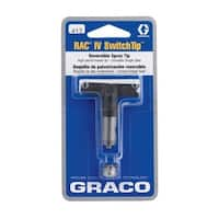 Graco 221413 0.13 Rac Iv Airless Fan Spray Switch Tip  8 x 10 in.
