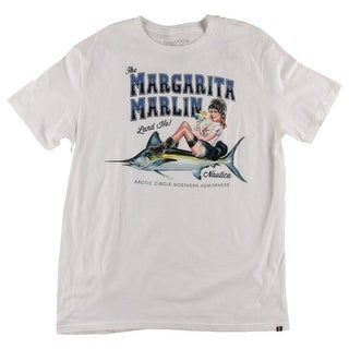 Nautica Mens Casual Graphic T-Shirt