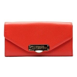 Versace Collection Oro Chiaro Chain Crossbody Leather Handbag - Multi - S