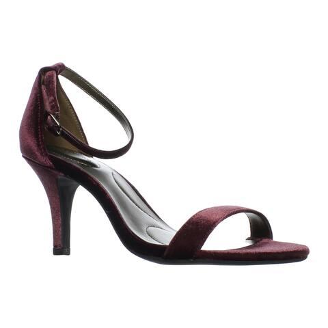 Bandolino Womens Madia Sangria Sandals Size 7