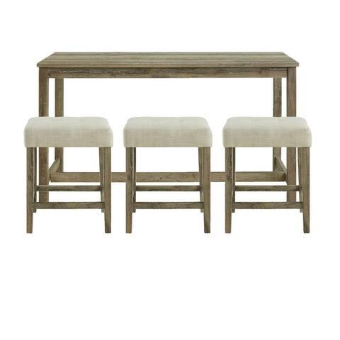 Picket House Furnishings Turner Multipurpose Bar Table Set