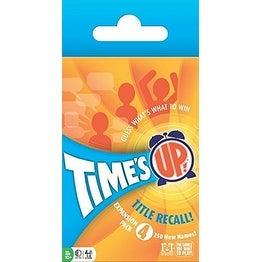 Time's Up!: Title Recall Expansion #4
