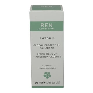 REN Skincare Clean Skincare Global Protection Day Cream 1.7 Oz