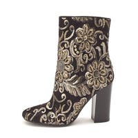 GUESS Womens lovebug Closed Toe Mid-Calf Fashion Boots