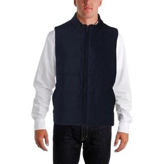 Weatherproof Mens Puffer Full Zip Outerwear Vest