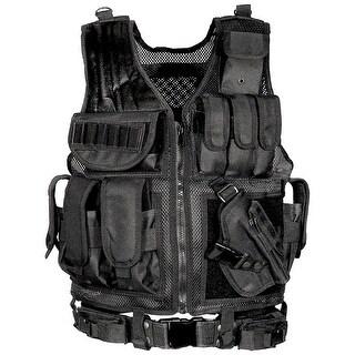 UTG Sportsman Lightweight Mesh Tactical Scenario Vest