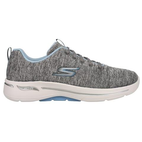 Skechers Go Walk Arch Fit Glee Walking Womens Walking Sneakers Shoes