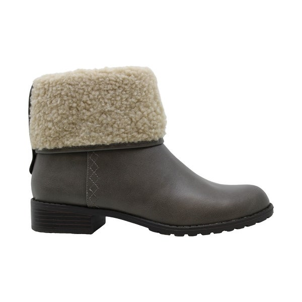 Style & Co. Womens BettyP Closed Toe Ankle Cold Weather Boots. Opens flyout.